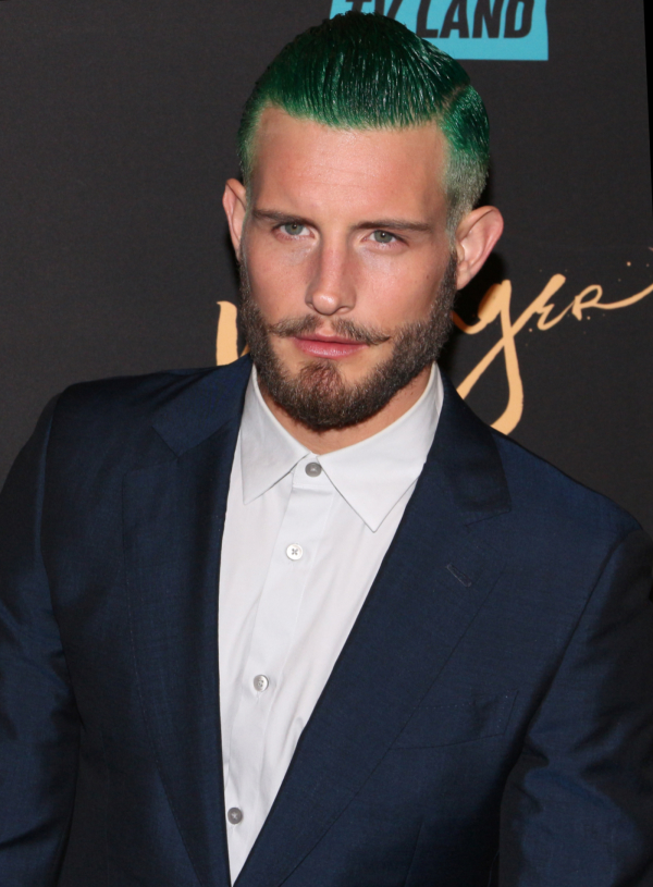 <p>Nico Tortorella completes the principal cast of <em>Younger</em> as Josh.</p><br />(© David Gordon)