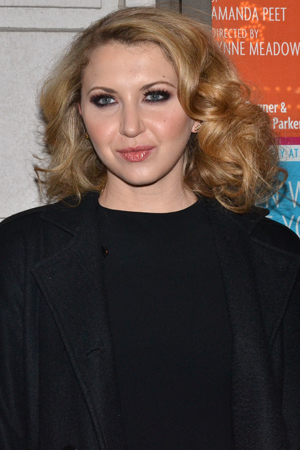 <p>Nina Arianda won a Tony Award for her performance in Manhattan Theatre Club&#39&#x3B;s production of David Ives&#39&#x3B; <em>Venus in Fur</em>.</p><br />(© David Gordon)