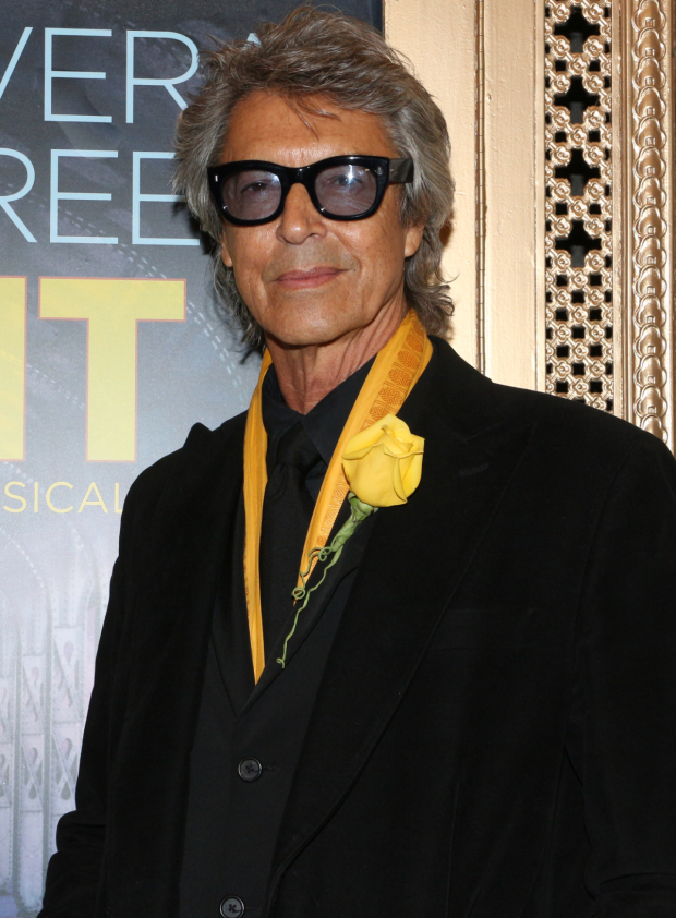 <p>Nine-time Tony winner Tommy Tune wouldn&#39&#x3B;t miss the latest opening night of his pal Chita Rivera.</p><br />(© David Gordon)