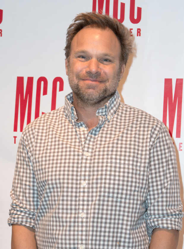 <p>Norbert Leo Butz completed the cast.</p><br />(© Allison Stock)