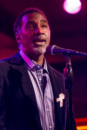 <p>Norm Lewis performing &quot&#x3B;No One Is Alone.&quot&#x3B;</p><br />(©Seth Walters)