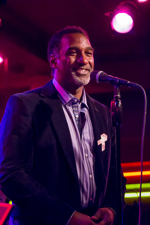 <p>Norm Lewis singing a beautiful song from <em>Into the Woods</em>.</p><br />(©Seth Walters)