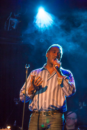 <p>Norm Lewis starting off with <em>Hair</em>&#39&#x3B;s &quot&#x3B;The Flesh Failures.&quot&#x3B;</p><br />(© Seth Walters)