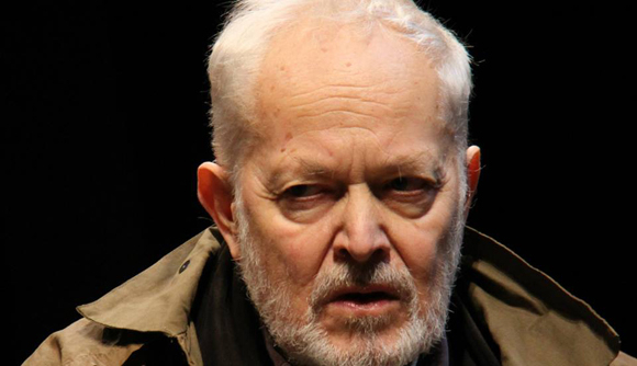 <p>Olivier nominee Michael Pennington plays a fierce King Lear.</p><br />(© Gerry Goodstein)