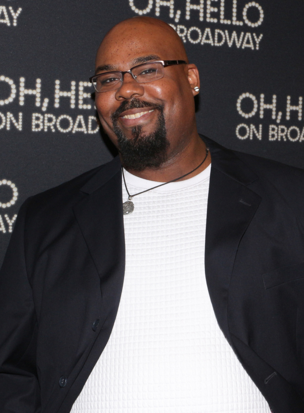 <p>On his night off from <em>Aladdin</em>, Tony winner James Monroe Iglehart takes in a Broadway opening.</p><br />(© David Gordon)