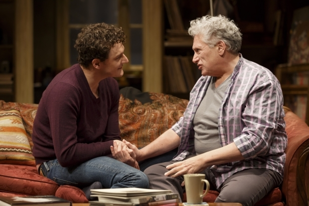 <p>Opening night of <em>Gently Down the Stream</em> is set for April 5.</p><br />(© Joan Marcus)