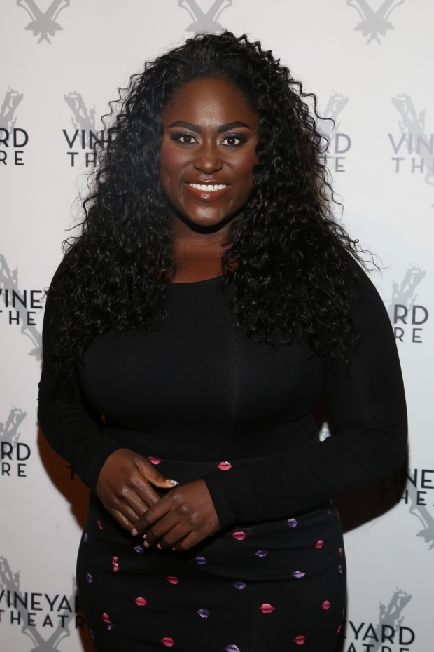 <p><em>Orange Is the New Black</em> and <em>The Color Purple</em> star Danielle Brooks attended.</p><br />(© Tricia Baron)
