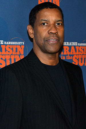 <p>Oscar and Tony winner Denzel Washington leads the company as Walter Lee Younger.</p><br />(© David Gordon)