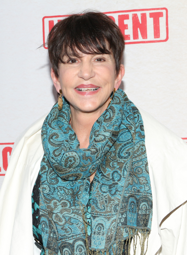 <p>Oscar and Tony winner Mercedes Ruehl came out to see the show.</p><br />(© David Gordon)