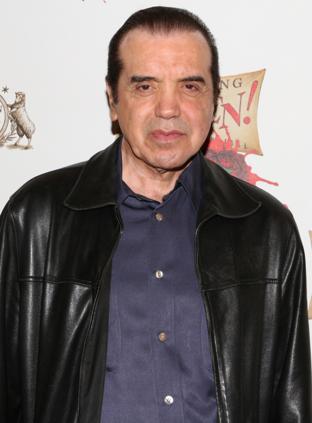 <p>Oscar nominee Chazz Palminteri is currently turning his play <em>A Bronx Tale</em> into a musical for Paper Mill Playhouse.</p><br />(© David Gordon)