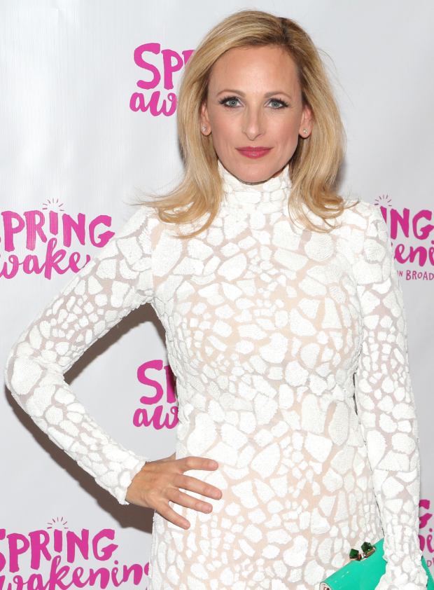 <p>Oscar winner Marlee Matlin makes her Broadway debut as Frau Gabor and other characters.</p><br />(© David Gordon)