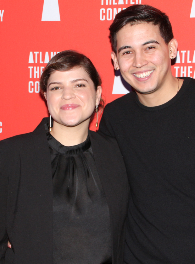 <p>Paola Lázaro and David Mendizábal collaborated on Atlantic&#39&#x3B;s production of <em>Tell Hector I Miss Him</em>.</p><br />(© David Gordon)