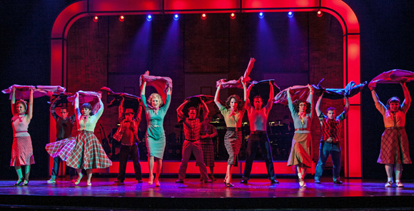 <p>Paper Mill Playhouse&#39&#x3B;s <em>Grease</em> will open on June 1.</p><br />(© Jerry Dalia)