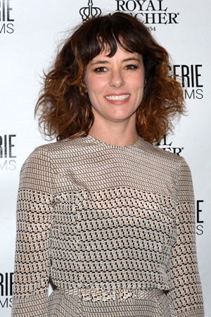<p>Parker Posey is excited to see <em>The Glass Menagerie</em>.</p><br />(© David Gordon)
