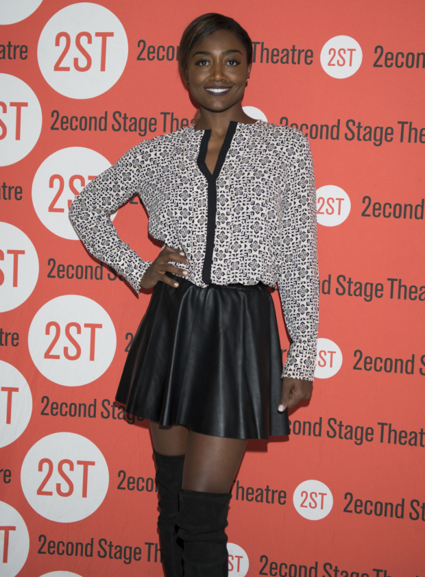 <p>Patina Miller won a Tony Award for her performance as the Leading Player in Diane Paulus&#39&#x3B; Broadway revival of <em>Pippin</em>.</p><br />(© Allison Stock)