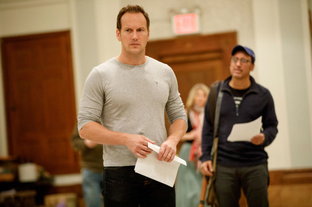 <p>Patrick Wilson returns to the City Center stage after appearing in the Encores! production of <em>Tenderloin</em> in 2000.</p><br />(© Joan Marcus)
