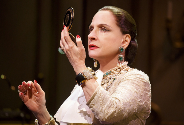 <p>Patti LuPone takes on the role of Helena Rubinstein in <em>War Paint</em>.</p><br />(© Joan Marcus)