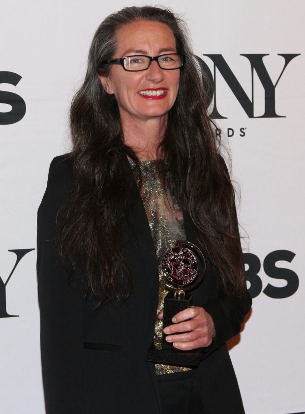 <p>Paule Constable — Best Lighting Design of a Play, <em>The Curious Incident of the Dog in the Night-Time</em>.</p><br />(© David Gordon)
