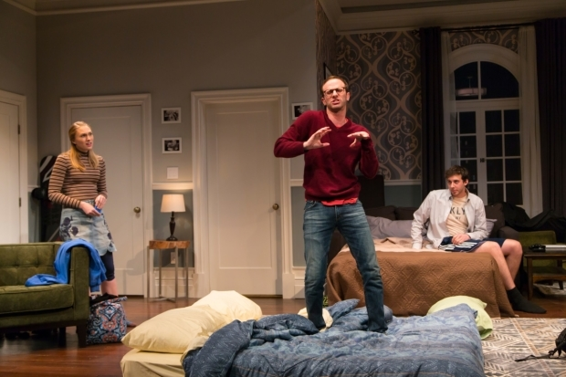 <p>Performances of <em>Bad Jews</em> continue through April 9.</p><br />(© T. Charles Erickson)