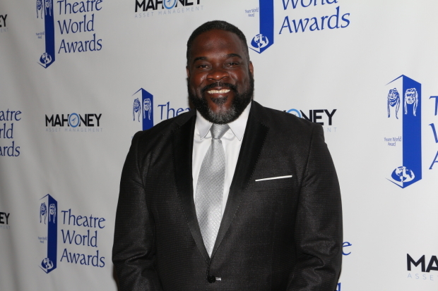 <p>Phillip Boykin received a Theatre World Award in 2012 for his performance in <em>The Gershwins&#39&#x3B; Porgy &amp&#x3B; Bess</em>.</p><br />(© David Gordon)