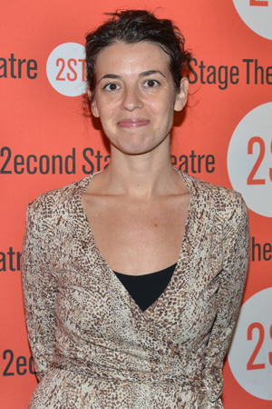 <p>Playwright Quiara Alegría Hudes will see her newest drama, <em>The Happiest Song Plays Last</em>, at Second Stage this winter.</p><br />(© David Gordon)