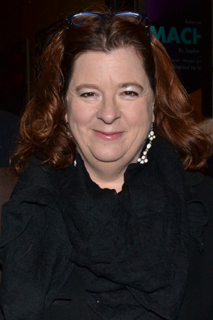 <p>Playwright Theresa Rebeck has seen her comedy <em>The Understudy</em> produced off-Broadway by Roundabout.</p><br />(© David Gordon)