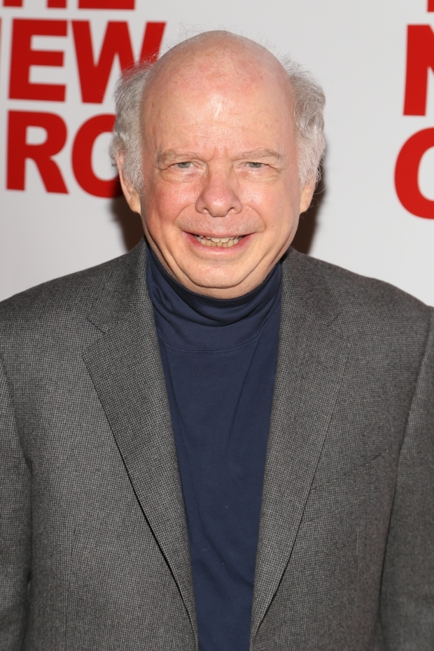 <p>Wallace Shawn appears as Dick in the American premiere of his play <em>Evening at the Talk House</em>.</p><br />(© Tricia Baron)
