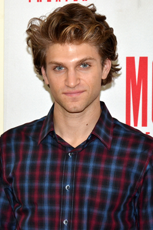 <p><em>Pretty Little Liars</em> star Keegan Allen makes his New York stage debut in <em>Small Engine Repair</em>.</p><br />(© David Gordon)