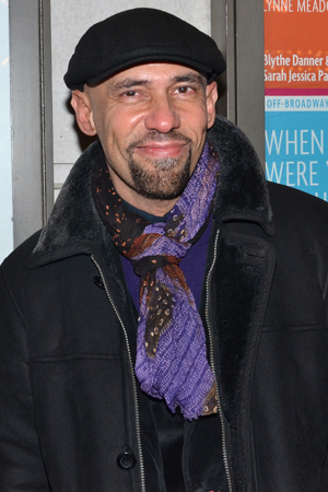 <p>Pulitzer Prize-winning playwright Nilo Cruz is ready for a night at the theater.</p><br />(© David Gordon)