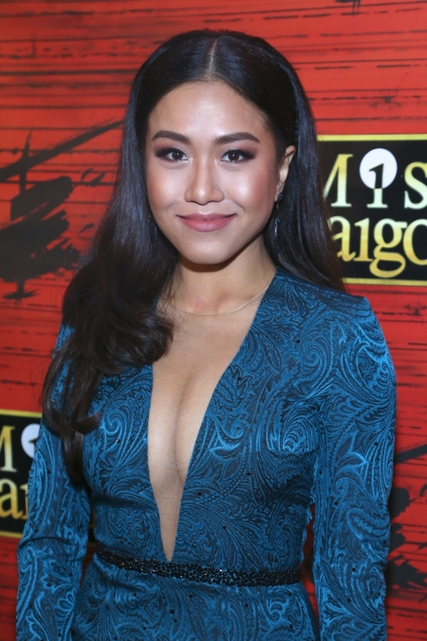 <p>Rachelle Ann Go returns to the role of Gigi from the West End engagement.</p><br />(© Tricia Baron)
