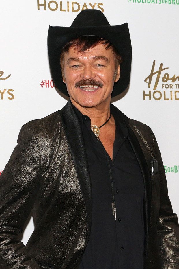 <p>Randy Jones of the Village People makes an appearance.</p><br />(© David Gordon)