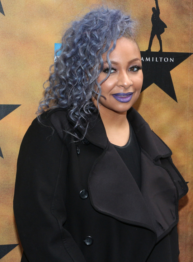 <p><em>The View</em> cohost Raven-Symoné is a Broadway veteran of <em>Sister Act</em>.</p><br />(© David Gordon)