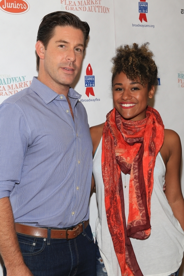 <p>Richard H. Blake and Ariana DeBose will come to Broadway later this season in <em>A Bronx Tale</em>.</p><br />(© Tricia Baron)