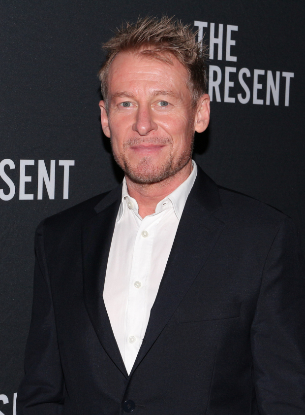 <p>Richard Roxburgh makes his Broadway debut as Mikhail.</p><br />(© David Gordon)