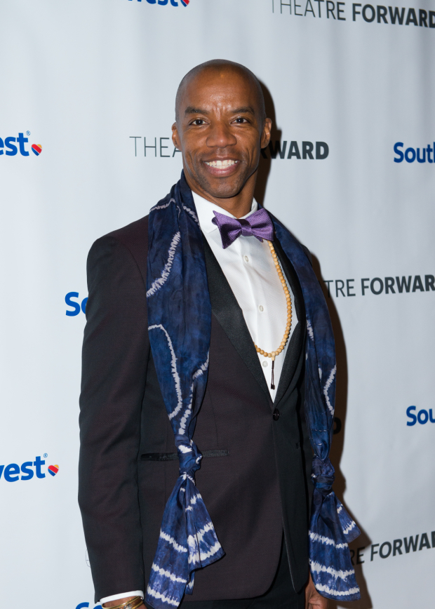 <p>Rodney Hicks currently stars in <em>Come From Away</em>.</p><br />(© Allison Stock)