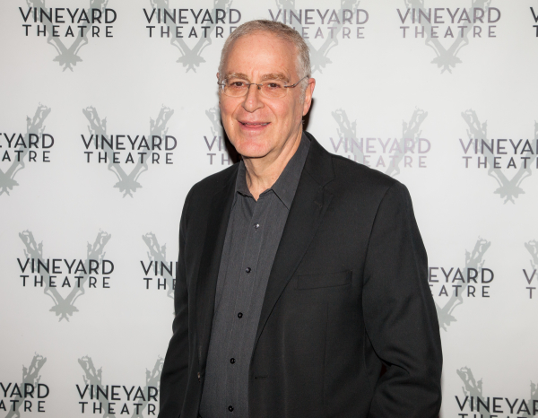 <p>Ron Chernow, author of the Alexander Hamilton biography from which the musical <em>Hamilton</em> was inspired. </p><br />(© Seth Walters)