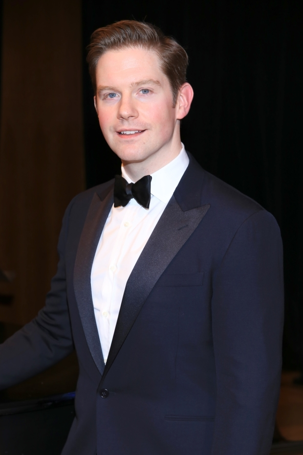 <p>Rory O&#39&#x3B;Malley is one of the gala&#39&#x3B;s performers.</p><br />(© Tricia Baron)