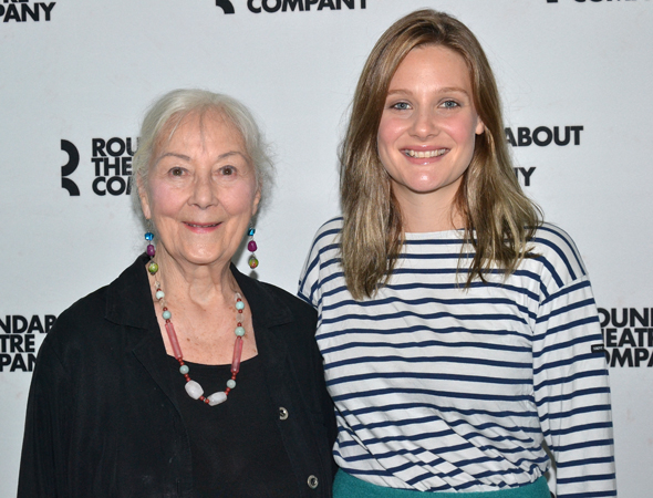 <p>Rosemary Harris and Romola Garai lead the cast as Mrs. Swan and Flora, respectively.</p>