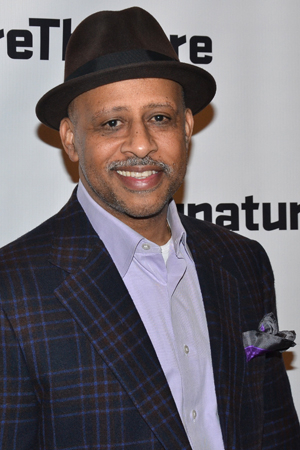 <p>Ruben Santiago-Hudson recently starred in Signature&#39&#x3B;s production of <em>How I Learned What I Learned</em>.</p><br />(© David Gordon)