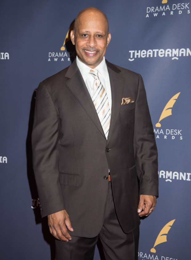 <p>Ruben Santiago-Hudson, Outstanding Director of a Play nominee for <em>Jitney</em>.</p><br />(© Monica Simoes)