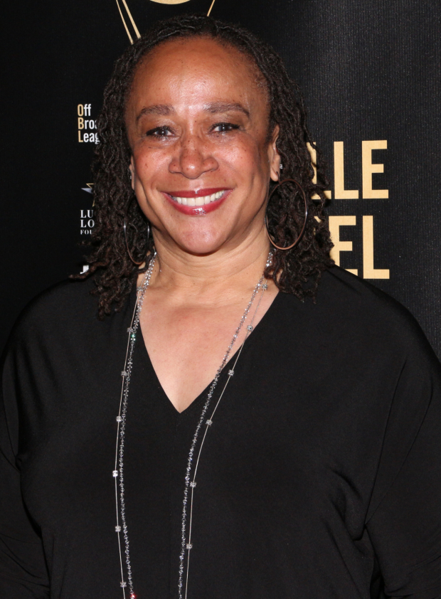 <p>S. Epatha Merkerson is nominated for her work in <em>While I Yet Live</em>.</p><br />(© David Gordon)