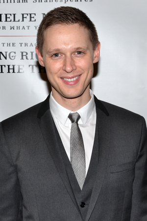 <p>Samuel Barnett returns to Broadway after starring in <em>The History Boys</em> to play Viola/Cesario in <em>Twelfth Night</em> and Queen Elizabeth in <em>Richard III</em>.</p><br />(© David Gordon)