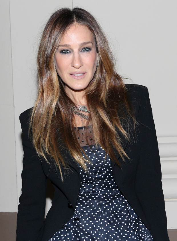 <p>Sarah Jessica Parker was the original Sylvia in the first 1995 production of A.R. Gurney&#39&#x3B;s play. Now, she&#39&#x3B;s cheering on her husband, Matthew Broderick, who returns to the stage in the role of Greg.</p><br />(© David Gordon)
