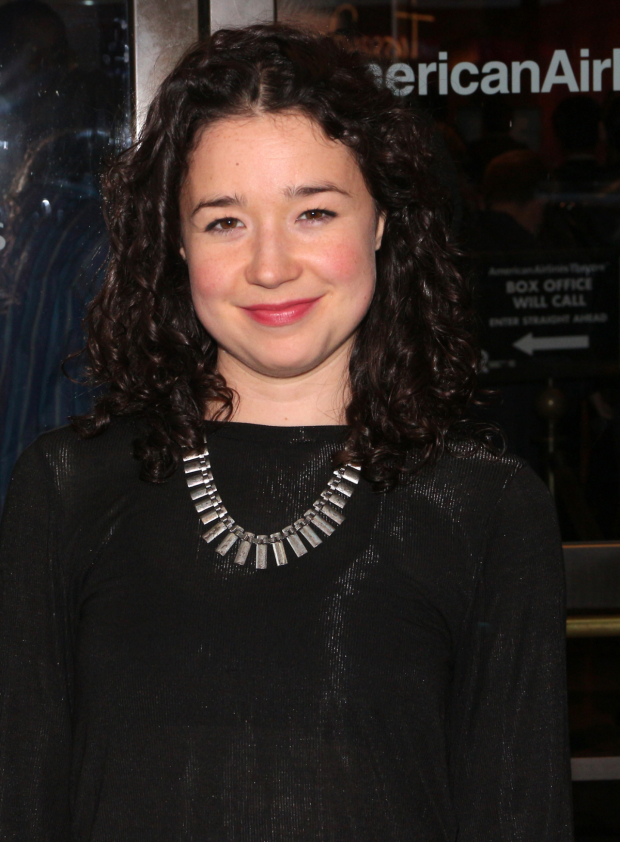 <p>Sarah Steele currently stars in Stephen Karam&#39&#x3B;s <em>The Humans</em> on Broadway&#x3B; she also appeared in his play <em>Speech &amp&#x3B; Debate</em>.</p><br />(© David Gordon)