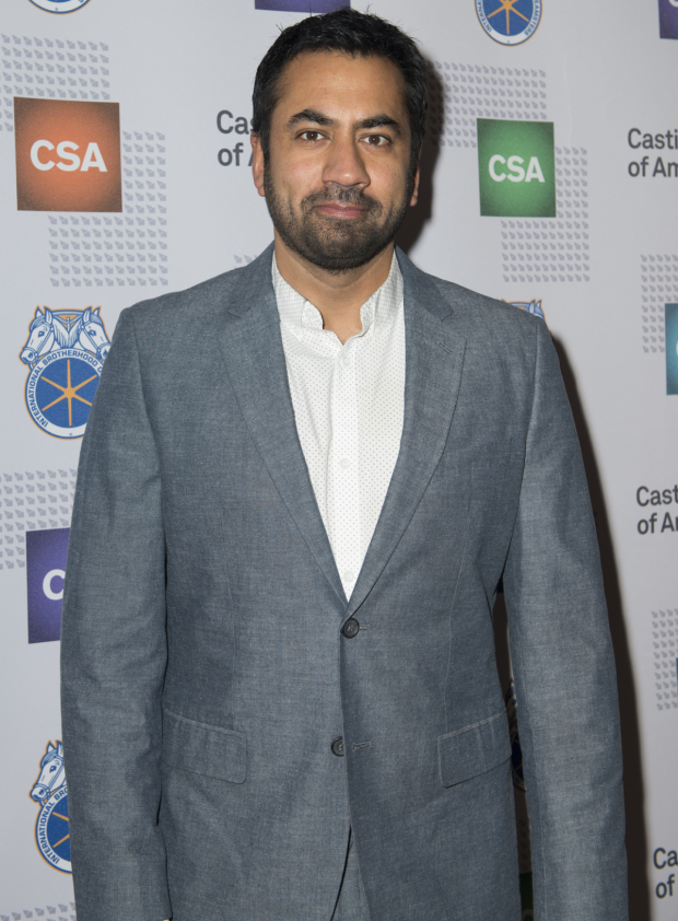 <p>Screen veteran Kal Penn is proud to support the Casting Society of America.</p><br />(© Allison Stock)