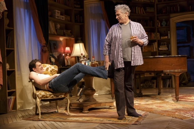 <p>Sean Mathias directs the play by Martin Sherman.</p><br />(© Joan Marcus)