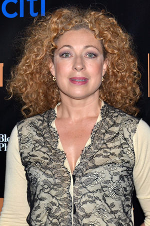 <p>See Alex Kingston in her New York stage debut through June 22.</p><br />(© David Gordon)