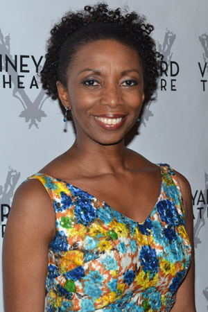 <p>Sharon Washington appeared in the Vineyard&#39&#x3B;s production of <em>The Scottsboro Boys</em> and its subsequent Broadway transfer.</p><br />(© David Gordon)