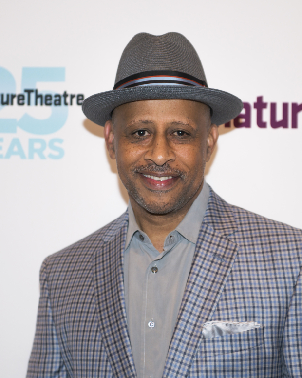 <p>Signature vet Ruben Santiago-Hudson will direct August Wilson&#39&#x3B;s <em>Jitney</em> on Broadway later this year.</p><br />(© Allison Stock)
