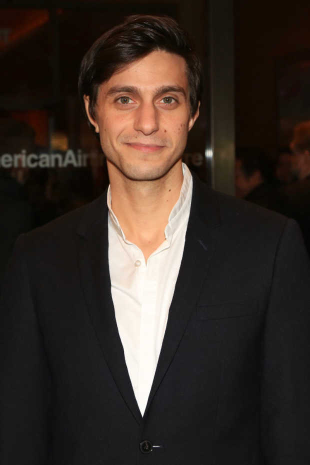 <p><em>Significant Other</em> star Gideon Glick was in attendance.</p><br />(© Tricia Baron)